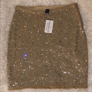 windsor beaded skirt